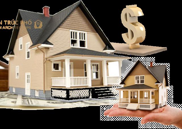 Cách tính tiền xây nhà ước tính