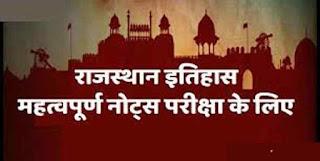 Rajasthan History PDF