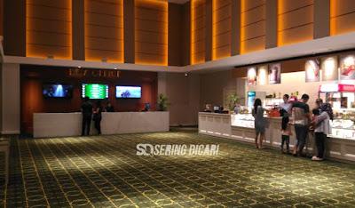 Cinema 21 Tambah Bioskop di ARAYA Mall Malang