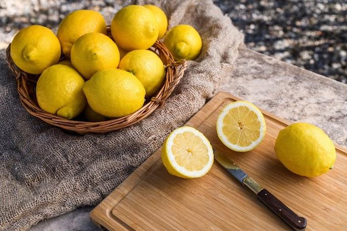 Seis ideas originales para no desperdiciar limón
