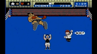 Punch-Out: Featuring Mr. Dream Gameplay