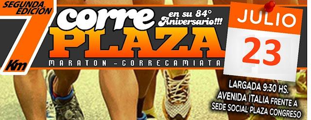 7k Corre Plaza (2a.ed.; Rocha, 23/jul/2017)