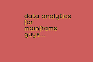 analytics tutorial for COBOL developers