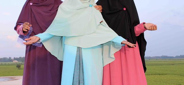 Hijab Syari, Sekedar Trend Kah ?