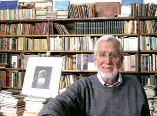 Muere Enrique Fuentes Castilla, dueño de la Librería Madero