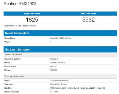 Realme RMX1903