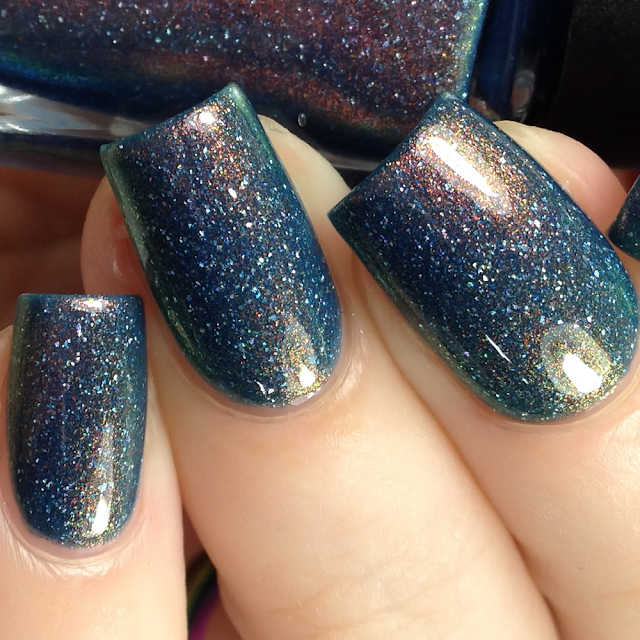 Lollipop Posse Lacquer-Your Name Belongs to Me Now 2.0