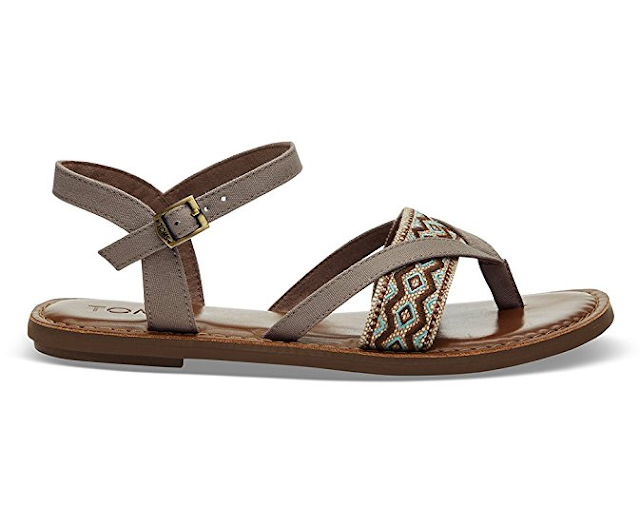 Amazon: TOMS Lexie Sandals as low as $30 (reg $59-$80) + Free Shipping!