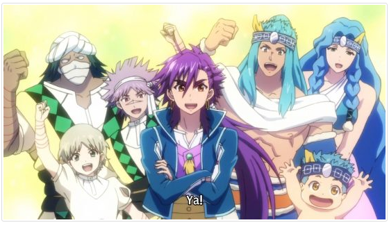 Download Anime Magi: Sinbad no Bouken Episode 8 Subtitle Indonesia