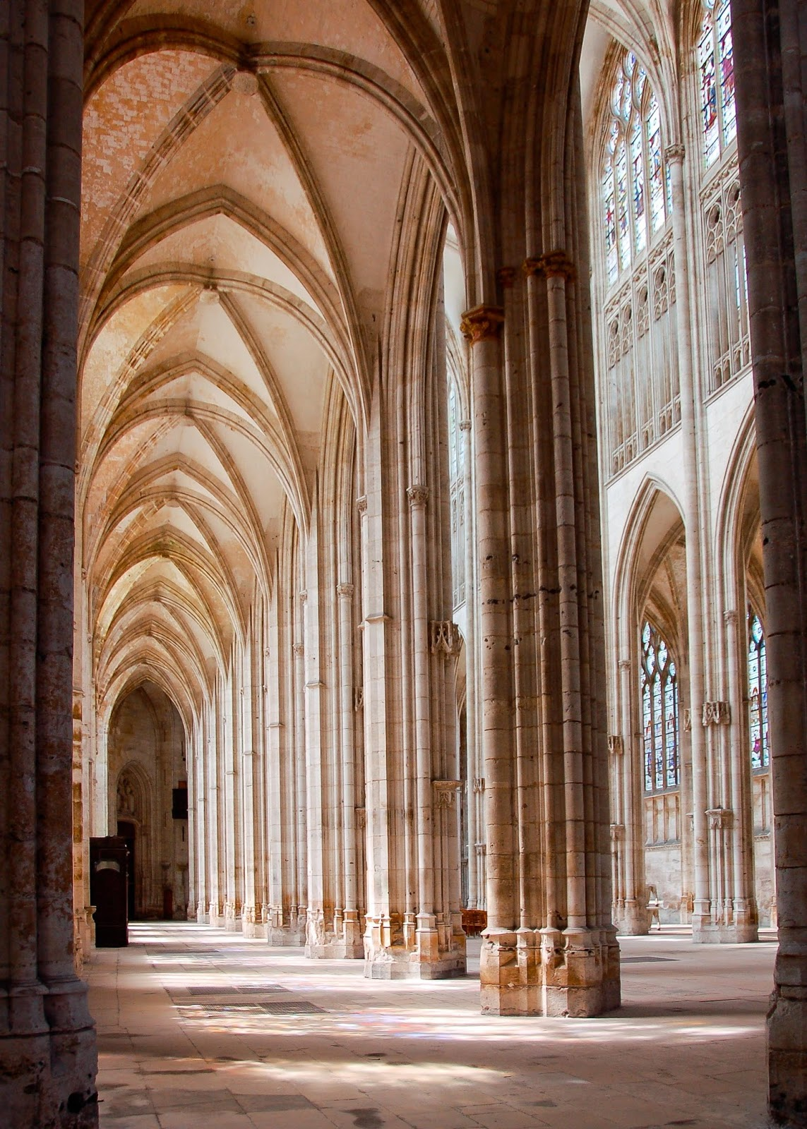 Archi-trouve*: Gothic Architecture: Let There Be (More) Light