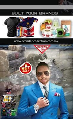 Branded Collection Pemborong Baju Budak Murah Rm2 90