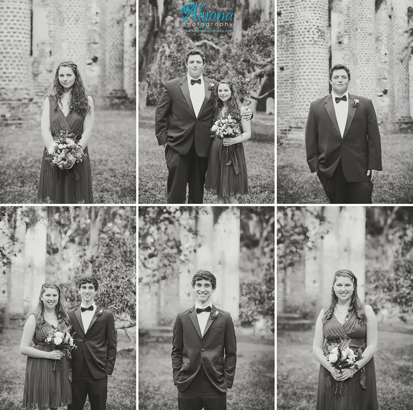 Alyona Photography: Old Sheldon Church Ruins Wedding {Lea