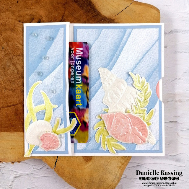 Stampin' Up! Sand and Sea dsp