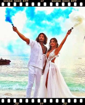 Wiki Manuela Alexuc si Dr Cezar Nunta cu Stil pe Plaja