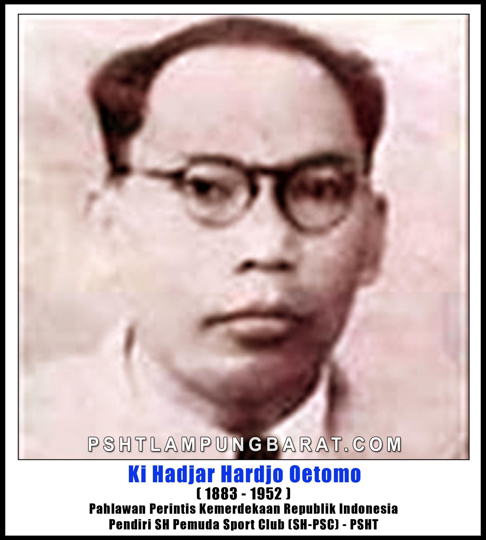 Ki Hadjar Hardjo Oetomo