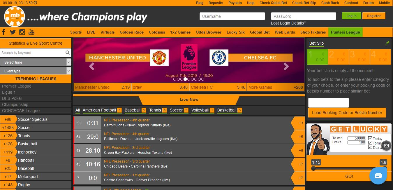 Bet9ja Mobile: Top 10 Sport Betting Alternatives