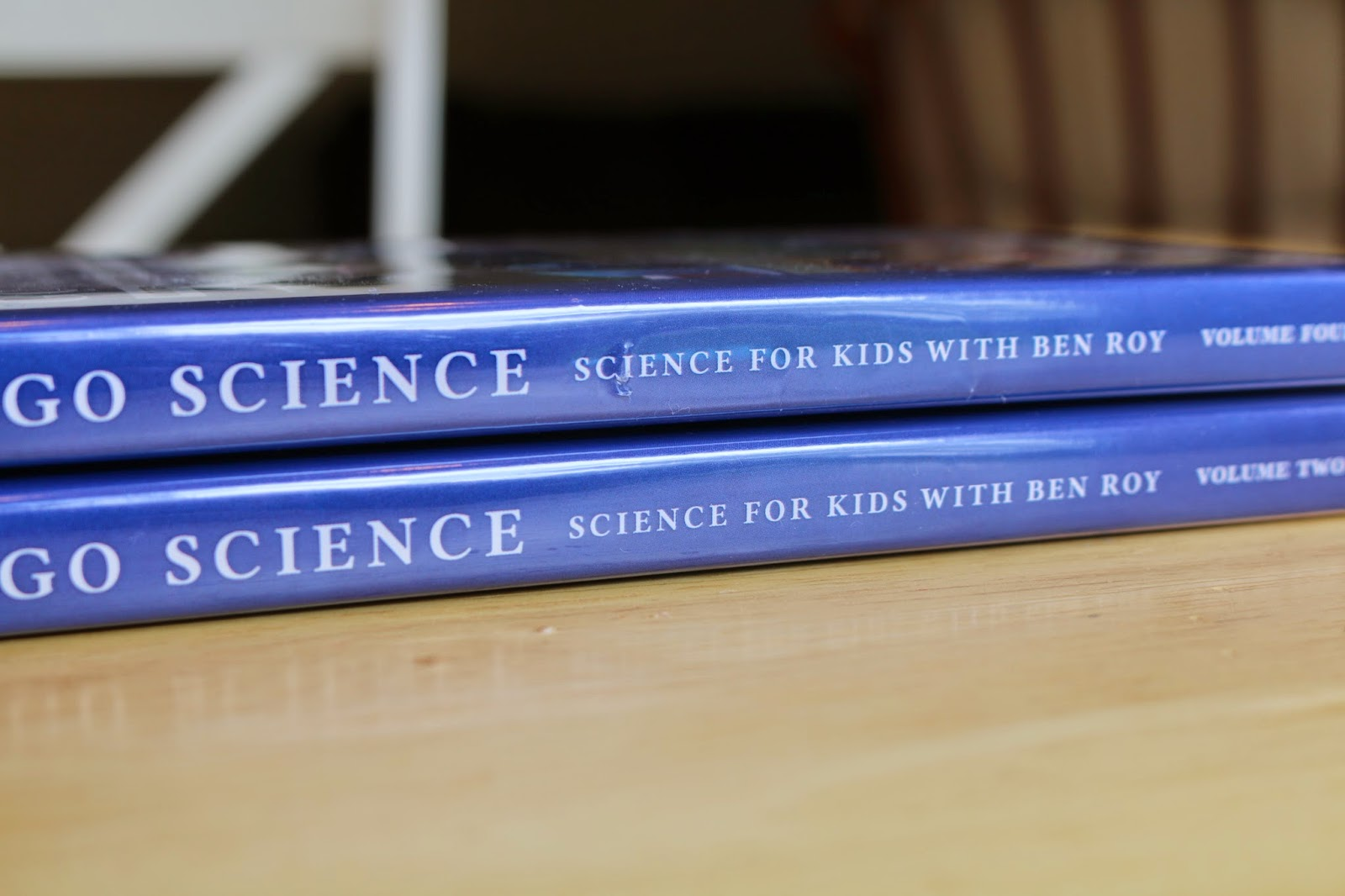 Go Science DVDs: Science Curriculum for Kids
