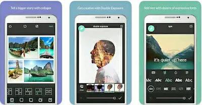 Aplikasi Kolase - Pixlr