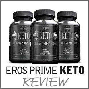 Eros Prime Keto Shark Tank Diet Pills 2019 Reviews & Results!