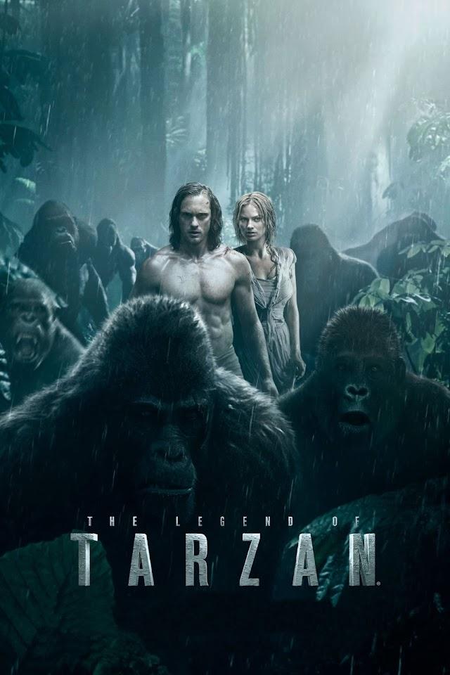 The Legend of Tarzan 2016 x264 720p Esub BluRay Dual Audio English Hindi THE GOPI SAHI