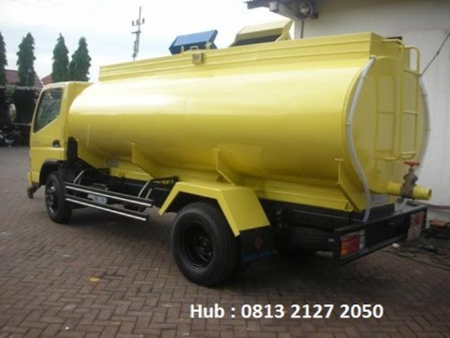 harga truk tangki air mitsubishi canter 2020