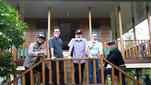Berwisata ke Pulau Pisang, Forkopimda Pesibar-Lambar Bersilaturahmi