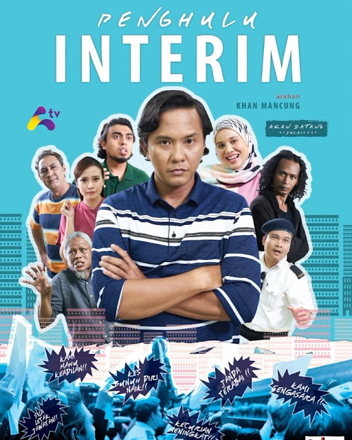 drama penghulu interim awesome tv