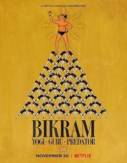 Bikram: Yogi, Guru, Predator 2019 Dual Audio 720p WEBRip
