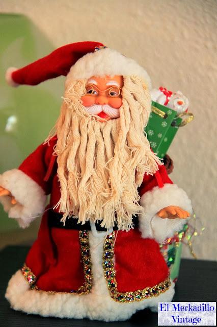 Papá Noel Vintage