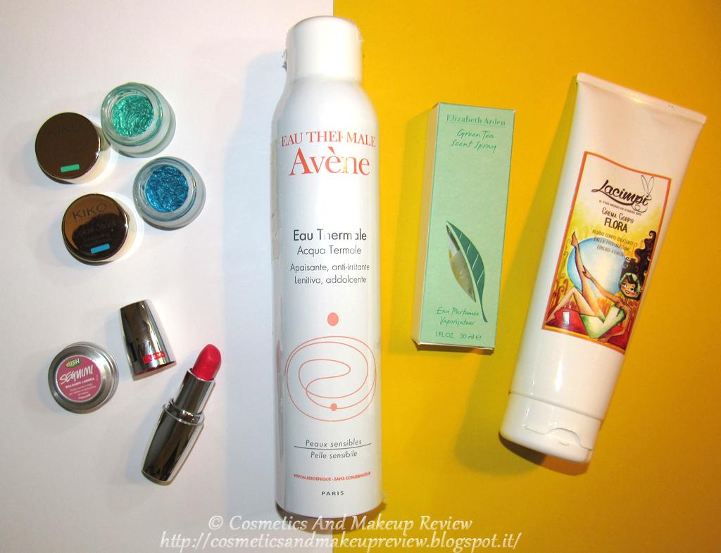 4f14dd9805af Cosmetics And Makeup Review: [Feat.] I prodotti top 5 per l'estate ...