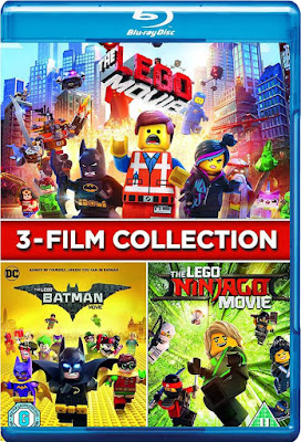 COMBO HD The Lego Colección VOL 282 DVD HD Dual Latino 5.1 + Sub