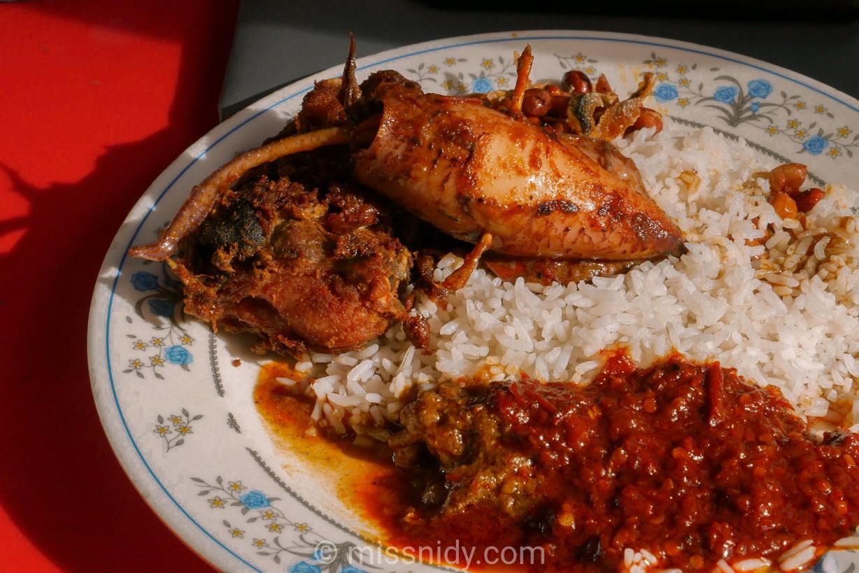 the best nasi lemak in kuala lumpur