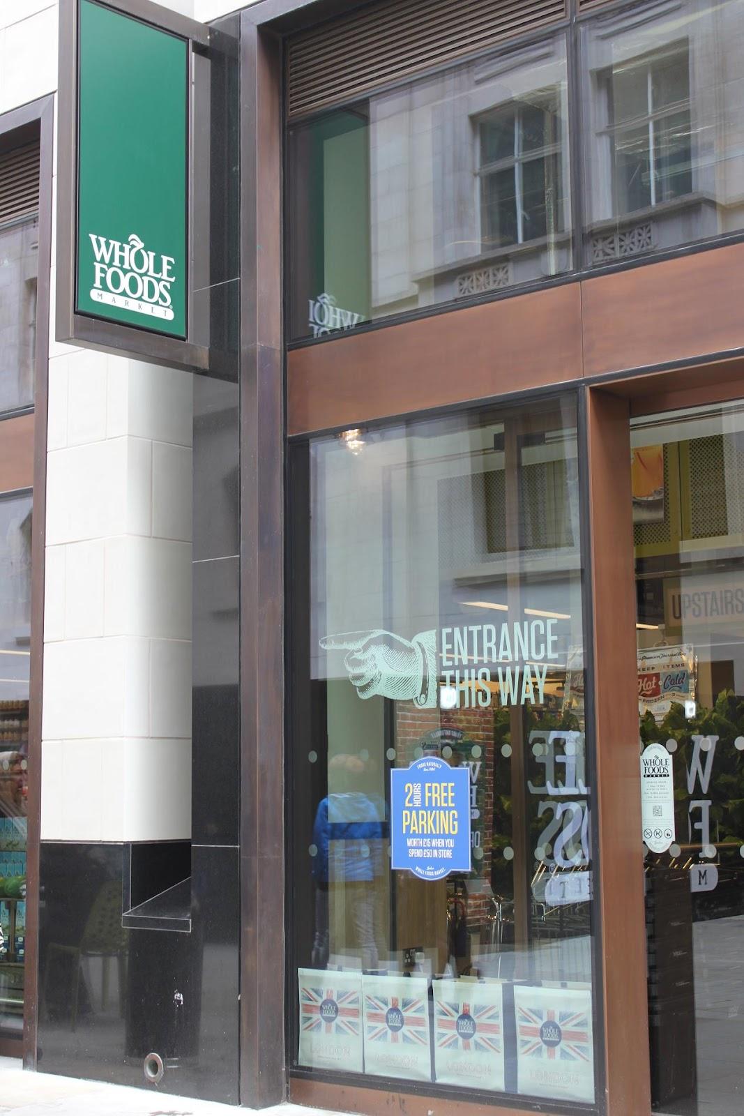 Whole Foods Market Clapham Bakery