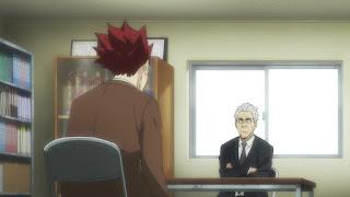 ハイキュー!! アニメ 3期7話 | 鷲匠鍛治 天童覚 Tendo Satori | Karasuno vs Shiratorizawa | HAIKYU!! Season3