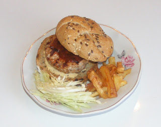Burger de curcan retete culinare,