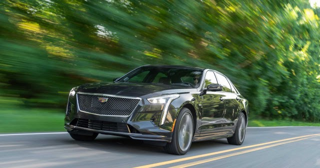 2020 Cadillac CT6 Review