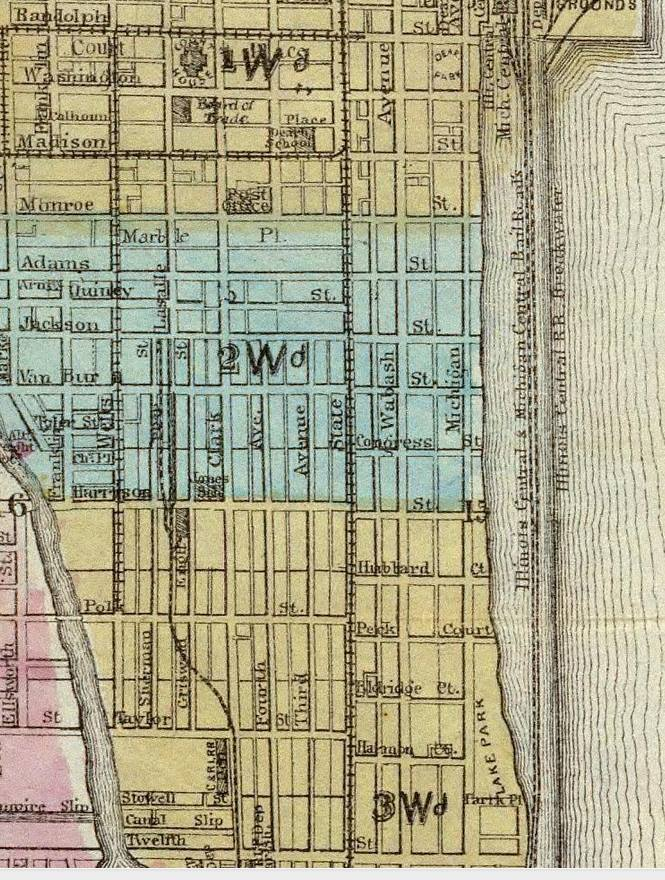 Illinois Map Grant 2017.The Digital Research Library Of Illinois History Journal Lake Park
