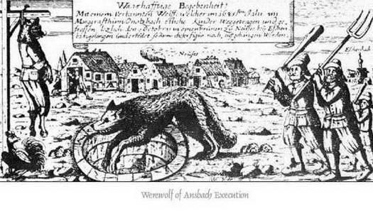 Misteri Manusia Serigala dari Ansbach