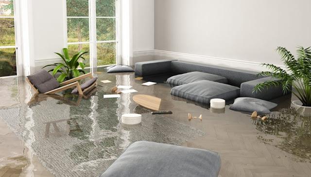 Cara Bersihkan Rumah Setelah Terendam Banjir