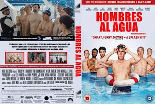 HOMBRES AL AGUA - SWIMMING WITH MEN - 2018