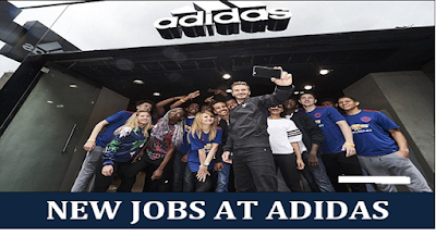 Latest Jobs At Adidas Group