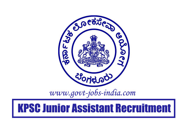 KPSC Junior Assistant Recruitment 2020 – 1279 Jr Assistant / Second Division Assistant Vacancy – Last Date 01 June 2020