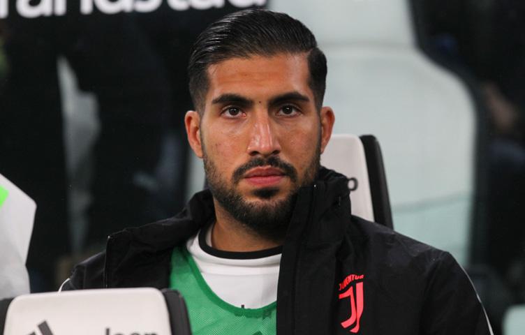 """Emre Can: """"U Juventusu mi je bila uskraćena svaka prilika"""""""