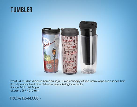 Membeli Tumbler Starbucks Melalui Internet