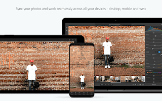 Adobe Lightroom – Photo Editor v4.4 Paid APK