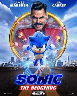 Sonic the Hedgehog [2020] [DVD R1] [Latino]