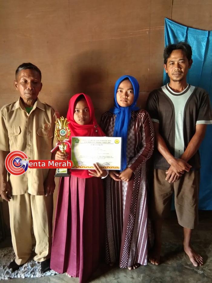 Verna Lafifatus Syifa, Wakili Mesuji Kompetisi Sains Madrasah (KSM) Matematika ke Provinsi