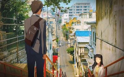 Keren, Ini Dia Daftar Lokasi Asli Yang Ada Di Anime Your Name