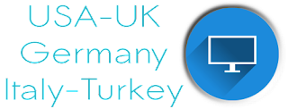 Sky Italia UK Germany USA Turkey Android List
