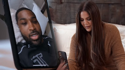 Khloe Kardashian facetime Tristan Thompson and reconsidering about getting married again